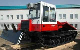 ТТ-4М: технические характеристики
