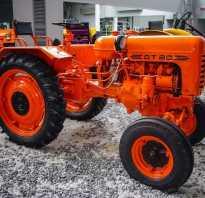 Трактор ДТ-20 — классика тракторной линейки ХТЗ