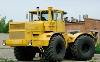 Трактор Кировец К-700 — характеристики, видео, достоинства