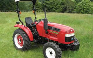 Как завести трактор, управление — советы начинающим фермерам