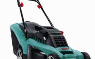 Электрическая газонокосилка Bosch Rotak 40: модификации, характеристики, фото и видео
