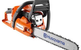 Бензопила Хускварна 137 — особенности модели
