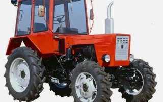 Колёсный трактор Т-25 Владимирец — технические характеристики