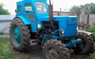 Трактор Т-40 — колесный универсал с широкими возможностями