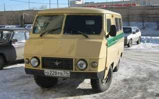 Технические характеристики «Буханки» УАЗ-452, габариты, расход топлива. Топтехник