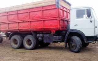 КАМАЗ 55102 сельхозник: технические характеристики, цена, отзывы, видео