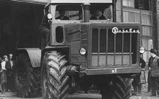 Трактор К-700 «Кировец» — Технические характеристики. Топтехник.ру