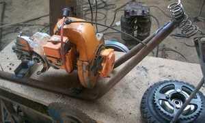 Мотокультиватор из бензопилы – плюсы самостоятельной сборки