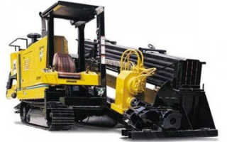 Обзор буровых установок вермеер (Vermeer): для прокладки трубопроводов и коммуникаций
