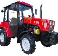Трактор МТЗ-320 — бюджетный вариант для малого бизнеса