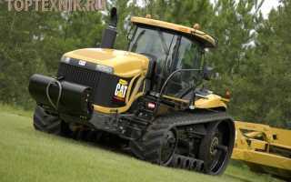Гусеничные тракторы: история, особенности, характеристики