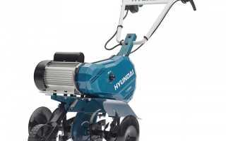 Культиватор электрический Hyundai (Хюндай) T2000-E: описание, характеристики, фото, видео, отзывы, цена