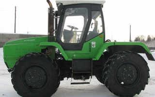 Устройство трактора РТ-М-160 — детально об основных узлах, видео