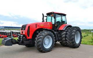 Экономичные и высокопроизводительные – это трактора МТЗ