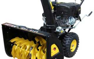 Снегоуборщик Huter SGC 8100: устройство, технические характеристики, фото