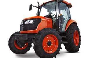 Модельный ряд тракторов Кубота (Kubota), их технические характеристики и сфера применения