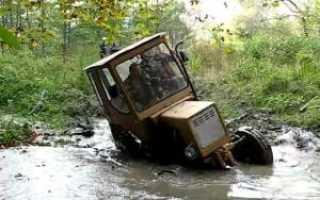 Тест- драйв тракторов: Т-150, МТЗ-82, Джон Дир и их видео обзор