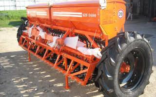 Зерновые сеялки СЗ-5,4: модификации, технические характеристики, фото и видео