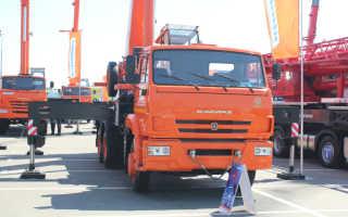 Автокран КС-55713. Технические характеристики, цена и устройство