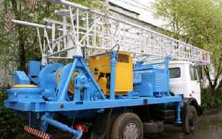 Буровая установка УРБ-3а3: особенности конструкции, технические характеристики, оборудование, чертеж, фото и видео