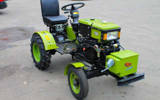 Обзор мини-тракторов ЗУБР: технические характеристики, устройство, фото и видео