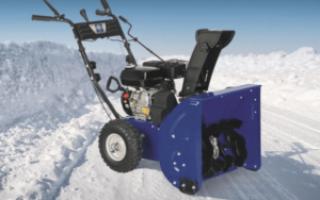 Рейтинг снегоуборщиков — электрических, бензиновых, модели