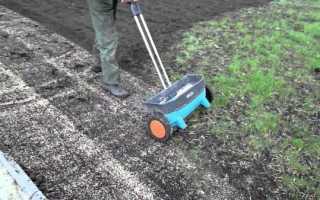 Сеялка для газона — описание, виды, принцип работы прицепной и ручной сеялки для газона