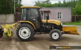 Трактор Т 404 – универсальный помощник в сельском хозяйстве