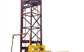 Мачтовые строительные грузовые подъемники: технические характеристики, виды, устройство, фото