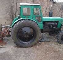 Трактор Т-40 — Технические характеристики. Легенда…
