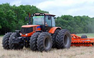 Трактор «Терриор» – это качество, надежность, высокая производительность
