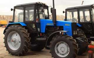 Трактор МТЗ-1221 «Беларус» — Технические характеристики . Топтехник.ру