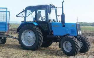 Трактор МТЗ-892 — усовершенствованная версия тракторной классики