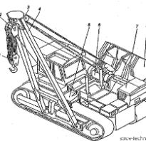 Краны трубоукладчики