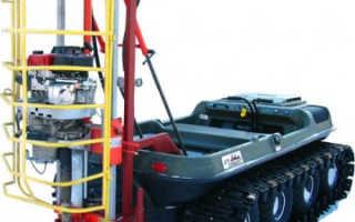 Малогабаритные буровые установки УБШМ 1 13 и УБШМ 1 20: назначение, особенности, технические характеристики, фото и видео