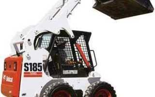 Мини-погрузчик Bobcat S185. Технические характеристики, цены и аналоги