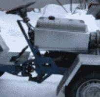 Минитракторы / мототракторы — 1 по тракторам