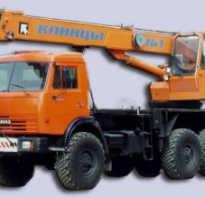 Производство новых автокранов компанией КАЗ на базе шасси «КамАЗ»