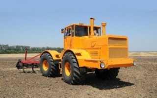 Трактор К-701 — технические характеристики, видео, особенности