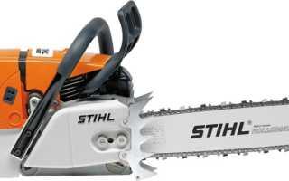 Бензопилы Stihl (Штиль) MS 660 — характеристики, устройство