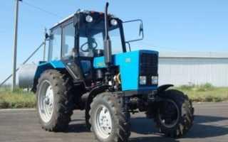 Трактор МТЗ-82 – модель, ставшая классикой