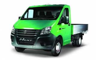 Новые модели спецтехники на базе семейства автомобилей Next
