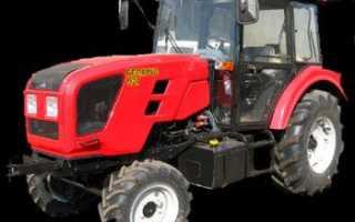 МТЗ-921: технические характеристики