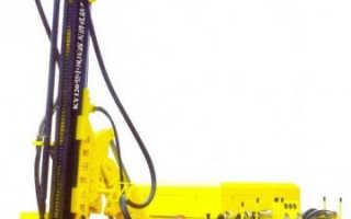 Характеристики буровых установок на гусеничном ходу для бурения скважин: Италия «Энтеко», Китай «Jinfan», Швеция «Atlas Copco» и «Sandvik»