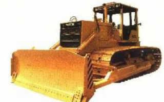 Обзор гусеничного трактора Т-130: двигатель, управление, устройство, технические характеристики, видео