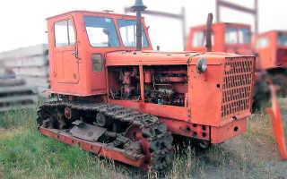 Трактор Т4 «Гусеничный» — Назначение и технические характеристики Топтехник