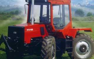 ЛТЗ 155: технические характеристики
