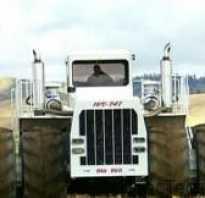 Самые большие трактора в мире — описание, технические характеристики, фото и видео