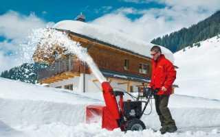 Бензиновые и электрические снегоуборщики Sturm: характеристики, фото и видео