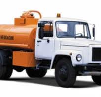 Бензовоз на базе ГАЗ-3309: устройство, технические характеристики, фото и видео